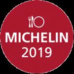 Logo Guida Michelin 2019